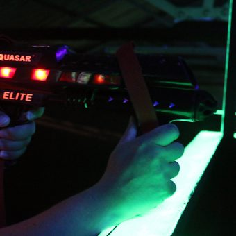 Lazer Zone Phaser