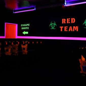 Lazer Zone Red Team
